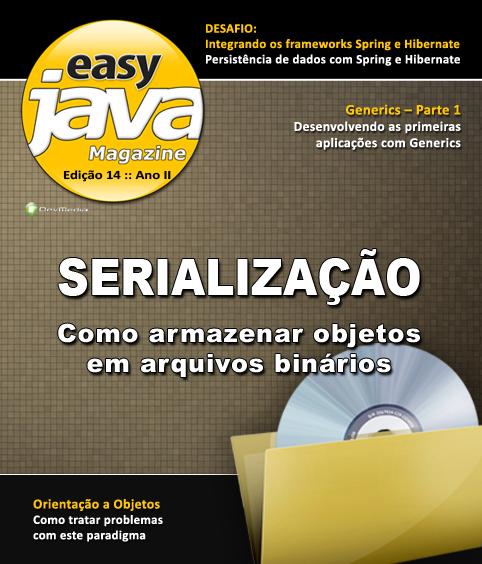 Revista easy Java Magazine - 14
