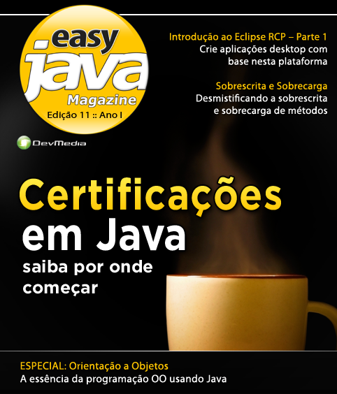 Revista easy Java Magazine - Edição 11