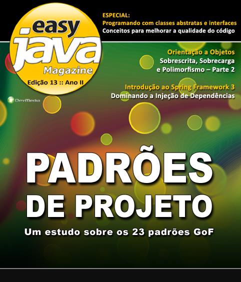Revista Easy Java Magazine - Edição 13