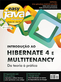 Revista easy Java Magazine 33